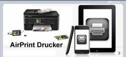 AirPrint: Drucker die AirPrint unterstützen – Liste – iPhone, iPad, iPod