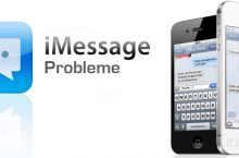 Apple iOS Probleme mit iMessage (Nachrichten) nach Update iPhone 5, iPhone 4, iPhone 4s, iPad & iPod