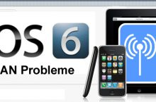 iOS 6 Update Probleme mit der Wlan / WiFi Verbindung – Apple  iPad, iPhone 4, iPhone 4s & iPhone 5