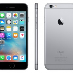 iPhone 6s 16GB spacegrau
