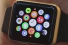 Goldene Apple Watch für 450,- Euro