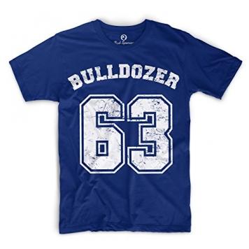 Bud Spencer - Bulldozer 63 - T-Shirt (S-XXL)