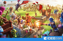 """Kostenlose Apps mit Langzeitspaß """"Clash of Clans"""""""