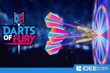 "Corona Zeit Apps gegen die Langeweile ""Darts of Fury"""