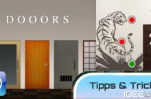 Dooors iPhone App Tipps und Tricks – Anleitung & Lösungen