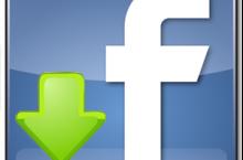 Facebook: Eigene Daten & Fotos speichern