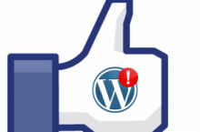 "Facebook ""like"" Button ohne Plugin in validem HTML in WordPress integrieren"