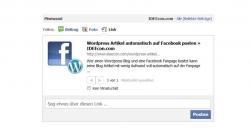 Richtige Foto für Facebook Like Button in WordPress einbinden