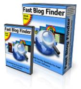 Fast Blog Finder v3