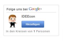 Google Plus Box (Badge) erstellen und anpassen