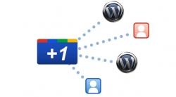 Google Plus One Button (+1) ohne Plugin in validem HTML in WordPress integrieren