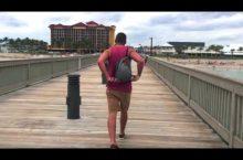Diebstahlsicherer Rucksack – Flak Sack