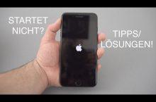 iPhone 8 geht nicht mehr an – Das ist die Lösung