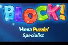 Block! Hexa SPECIALIST Lösungen Level 1-100 (Premium)
