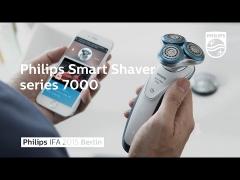 Rasierer mit App verbinden und Tipps erhalten