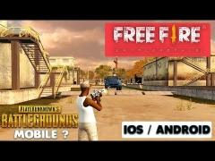 Free Fire: Battle Royale Gameplay für iOS und Android