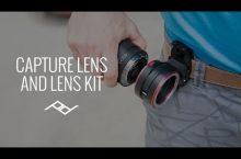 Lens Kit Adapter für einen schnellen Objektivwechsel – Gutscheincode