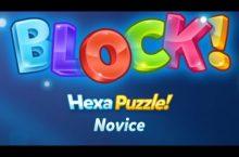 Block! Hexa NOVICE Lösungen Level 1-80 (Basic)