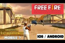 Free Fire: Battle Royale Gameplay für iOS und Android
