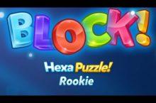 Block! Hexa ROOKIE Lösungen Level 1-100 (Rotate)