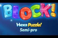 Block! Hexa SEMI-PRO Lösungen Level 1-100 (Rotate)