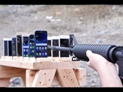 Welches Smartphone ist Kugelsicher? iPhone oder Samsung Galaxy