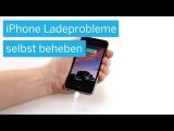 iPhone lädt nicht mehr bzw. hat einen Wackelkontakt