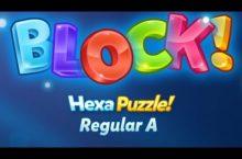 Block! Hexa REGULAR A Lösungen Level 1-80 (Basic)