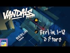 Vandals Berlin Lösungen Level 1-12