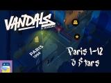 Vandals Paris Lösungen Level 1-12