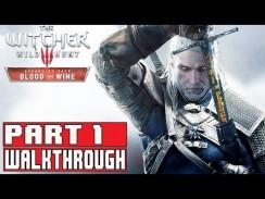 The Witcher 3 Blut und Wein Walkthrough/Gameplay
