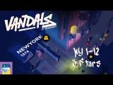 Vandals NEW YORK Lösungen Level 1-12