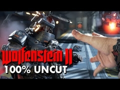 Wolfenstein 2: The New Colossus Gameplay Walkthrough auf deutsch