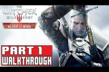 The Witcher 3 Blut und Wein Walkthrough/Gameplay