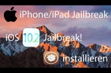 iOS 10.2 Jailbreak auf deutsch für iPhone 6s, 6 Plus & SE