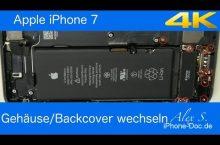 Anleitung: iPhone 7 Backcover wechseln oder reparieren
