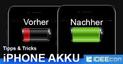 iOS 10 Akku schnell leer? 16 Tipps für längere Akkulaufzeit