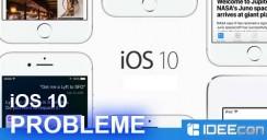 iOS 10 Probleme auf iPhone & iPad beheben mit diesen Lösungen