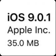 9.0.1: Erste Update nach iOS 9 verfügbar