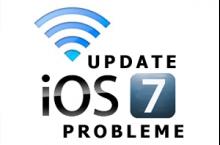 iOS 7: WLAN geht nicht mehr nach Update