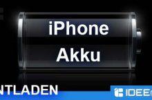 iPhone Akku geht nicht leer – So kriegt man ihn wieder runter