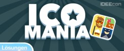 Icomania Lösung aller Level für iPhone, iPad und Android
