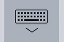 iPhone/iPad Tastatur lässt sich nicht schließen bzw. reagiert nicht