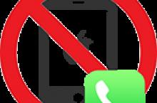 iPad Telefon deaktivieren