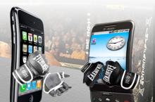 Mehr Smartphones mit Android als iPhones