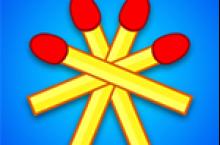Knobelspiel mit Streichhölzern Lösung aller Level