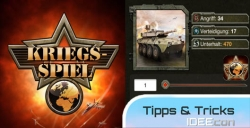 Kriegs Spiel Tipps und Tricks – Anleitung iPhone & Andorid App – Allianzcodes