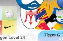 Logo Quiz App Level 24 Lösungen für iPhone, iPad & iPod App von SymblCrowd