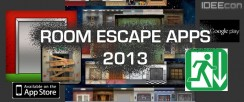 Room Escape Apps 2013 (Games) für Android und iOS (iPhone) mit Lösungen aller Level