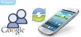 Samsung Galaxy S3 – Google Kontakte importieren / synchronisieren Anleitung Video